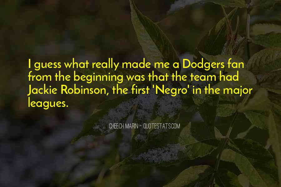 Quotes About Dodgers #363903