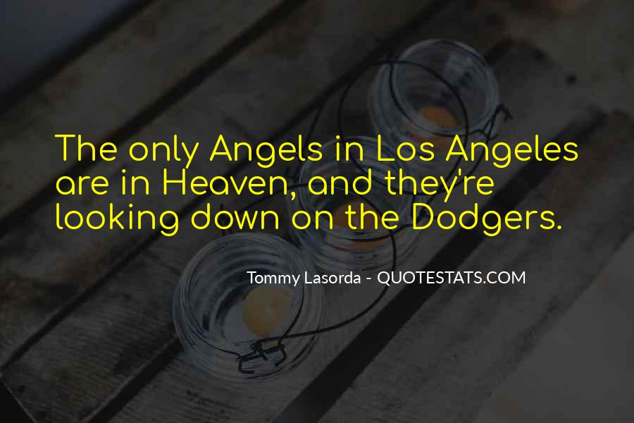Quotes About Dodgers #598393