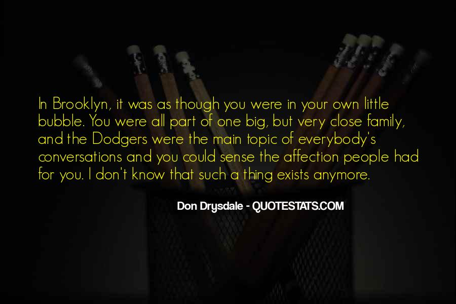 Quotes About Dodgers #70301