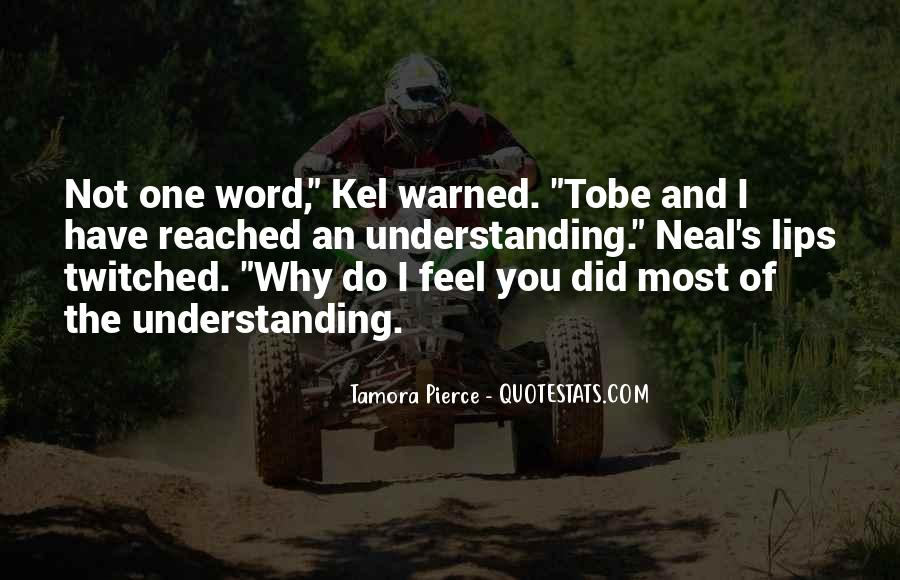 Quotes About Others Not Understanding You #1115