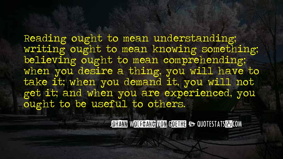 Quotes About Others Not Understanding You #123502