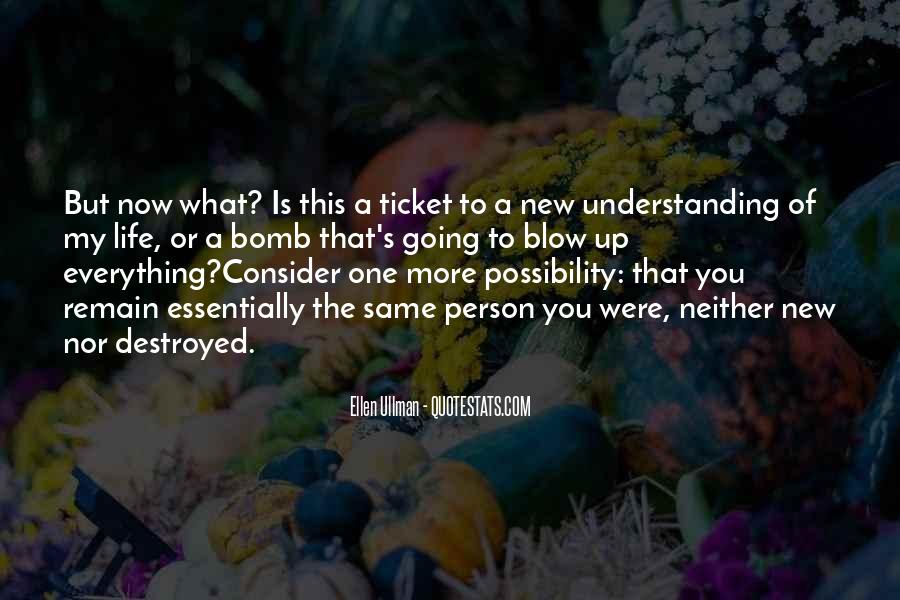 Quotes About Others Not Understanding You #1885
