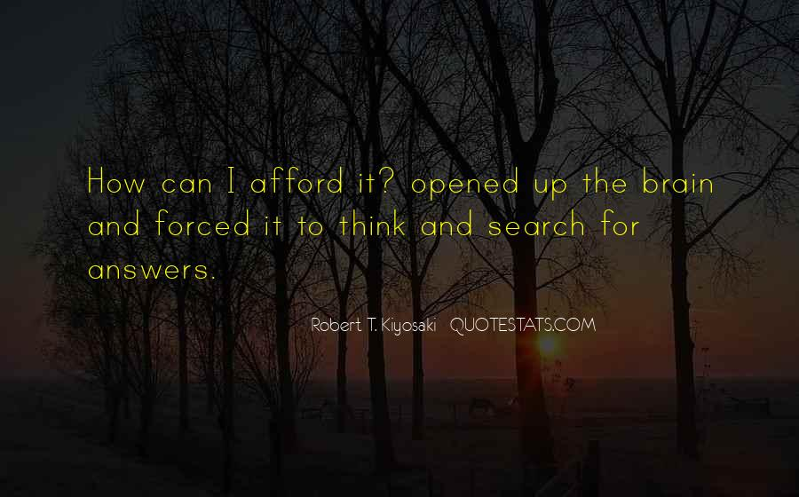 Quotes About Answers #24594
