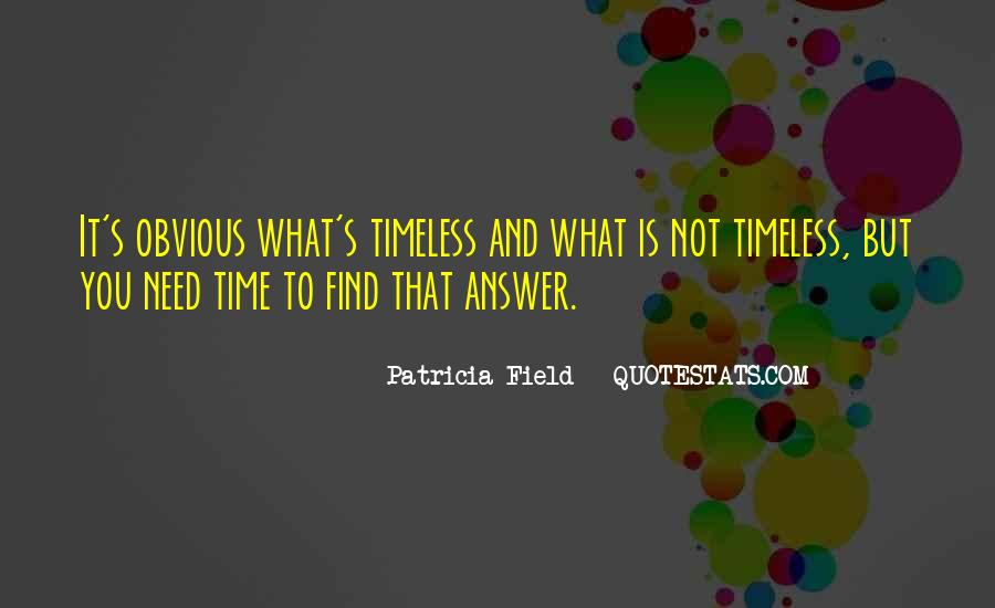 Quotes About Answers #42094