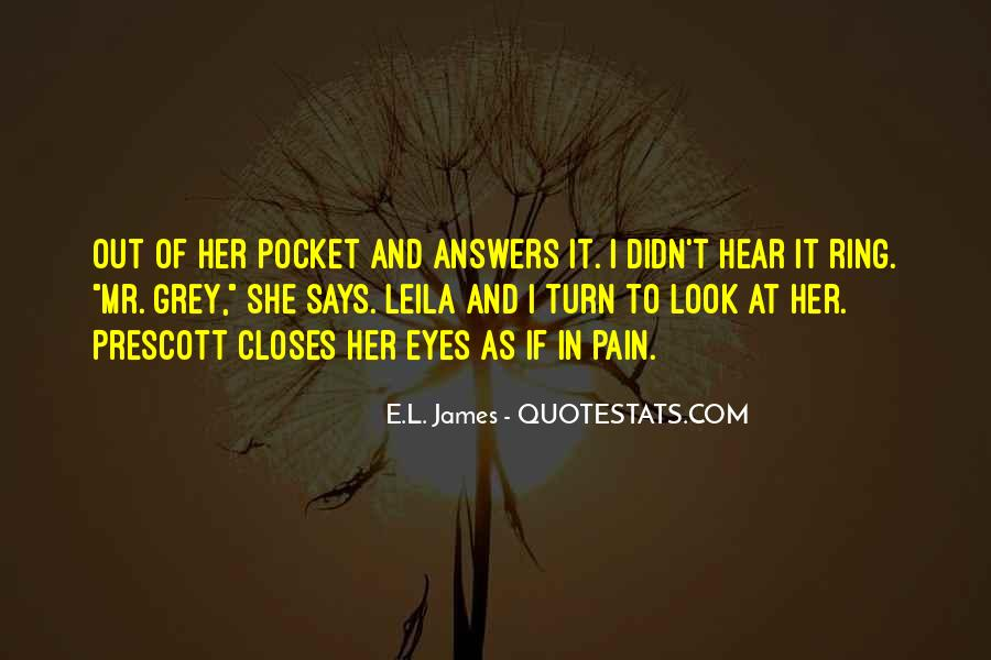 Quotes About Answers #7664