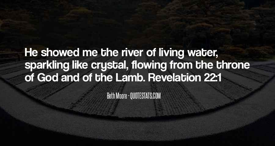 Quotes About Sparkling Water #458125