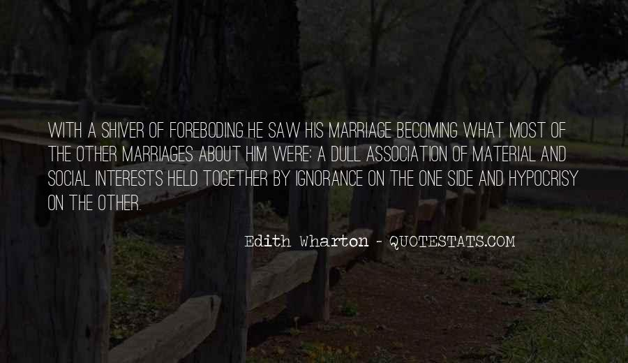 Quotes About Becoming One In Marriage #1286744