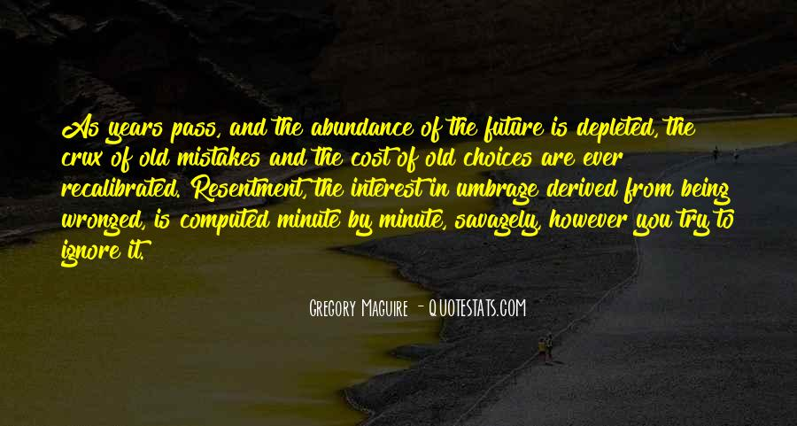 Quotes About Mistakes And Choices #785291