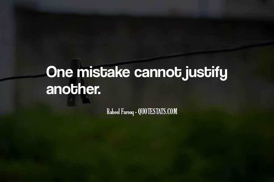 Quotes About Mistakes And Choices #882432