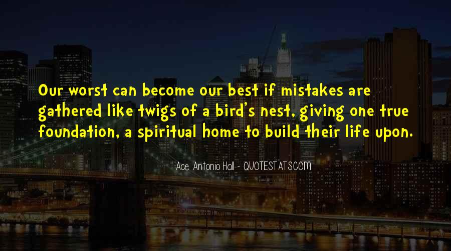 Quotes About The Worst Is Yet To Come #10529