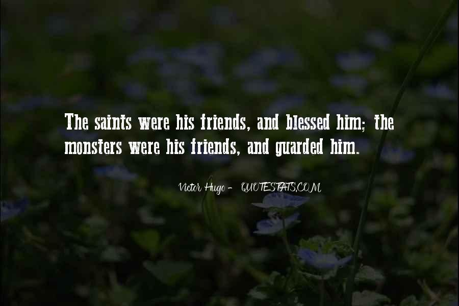 Quotes About Blessed Friendship #1481441