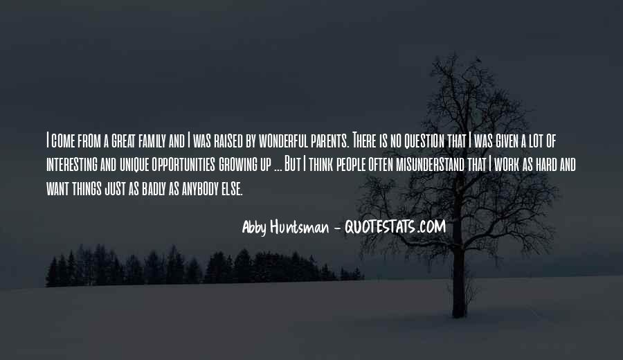 Quotes About Opportunity And Hard Work #1206063