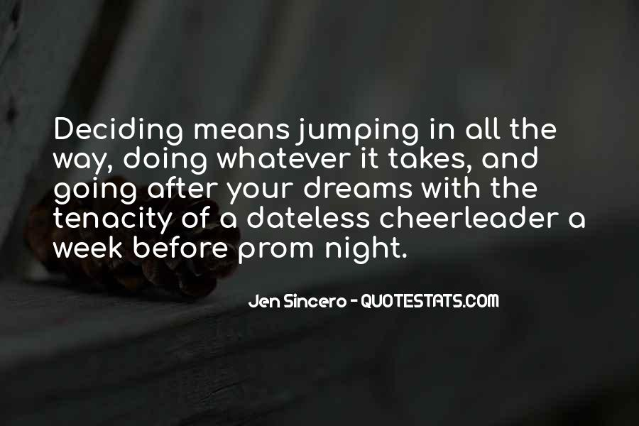 Quotes About Prom Night #1533971