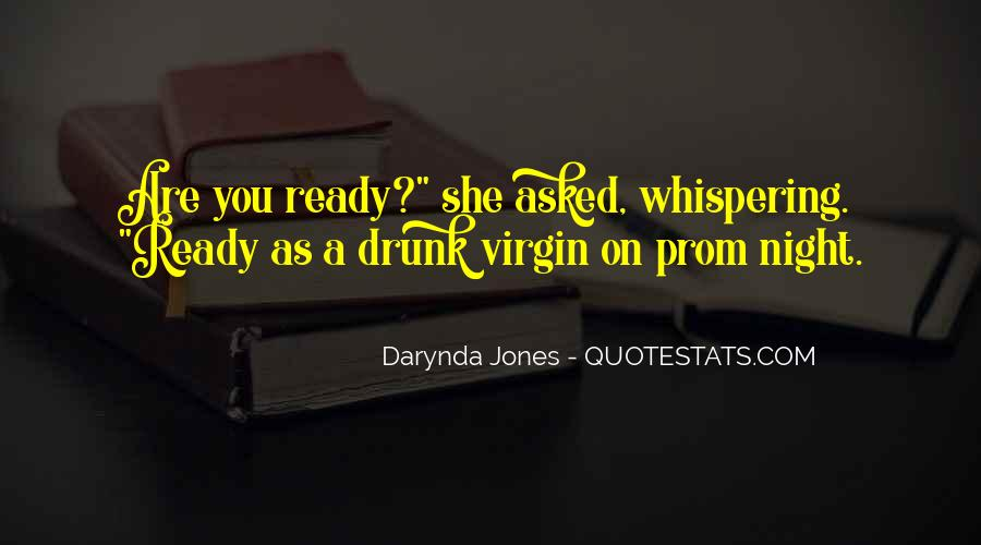 Quotes About Prom Night #1743894