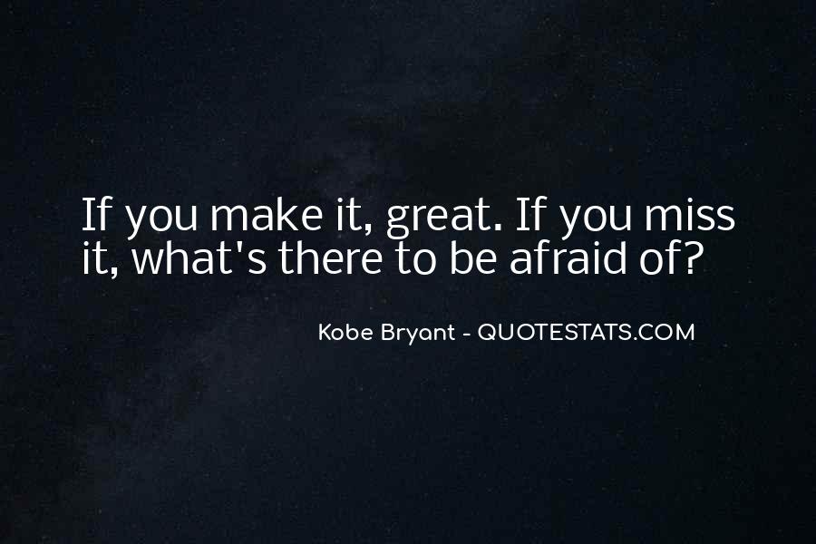 Quotes About Kobe #116275