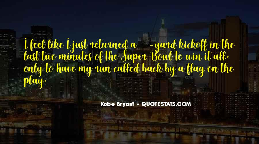 Quotes About Kobe #275298