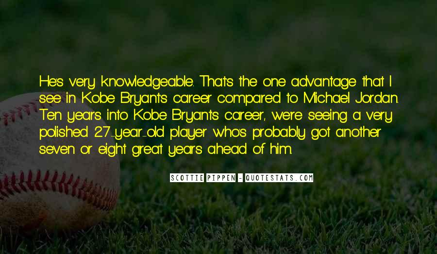 Quotes About Kobe #302086