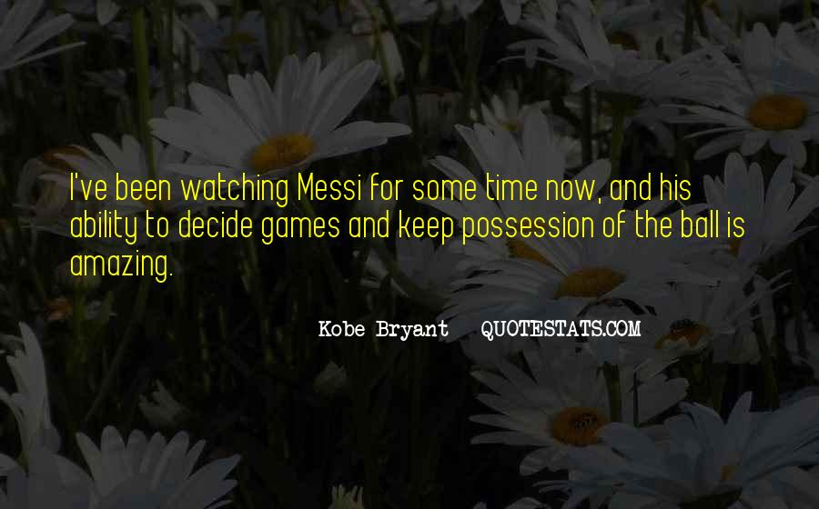 Quotes About Kobe #330786