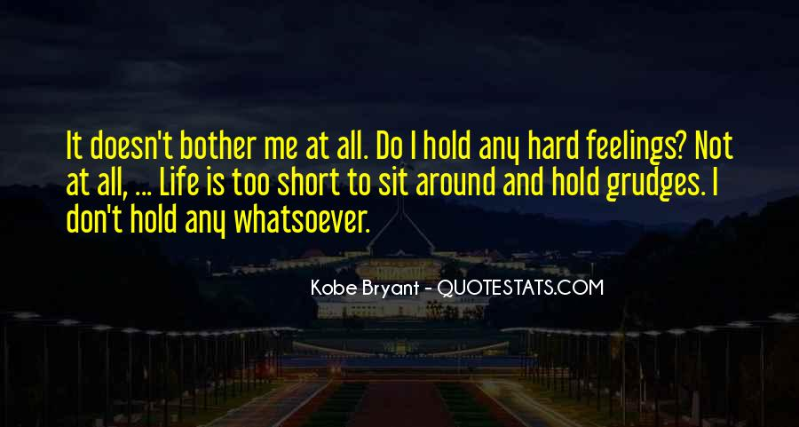 Quotes About Kobe #352178