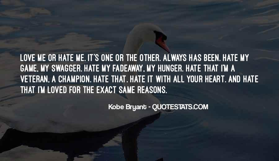 Quotes About Kobe #354469