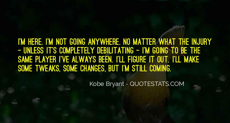 Quotes About Kobe #36114