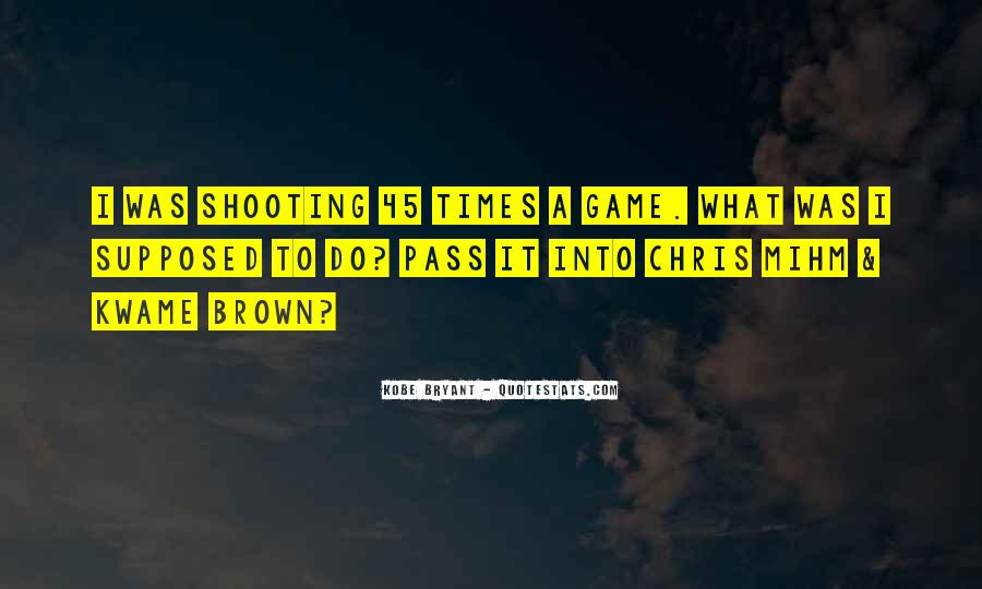 Quotes About Kobe #366820