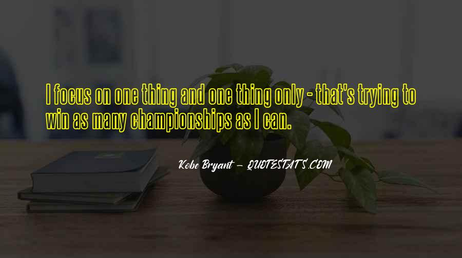 Quotes About Kobe #470702