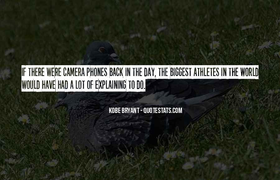 Quotes About Kobe #510535