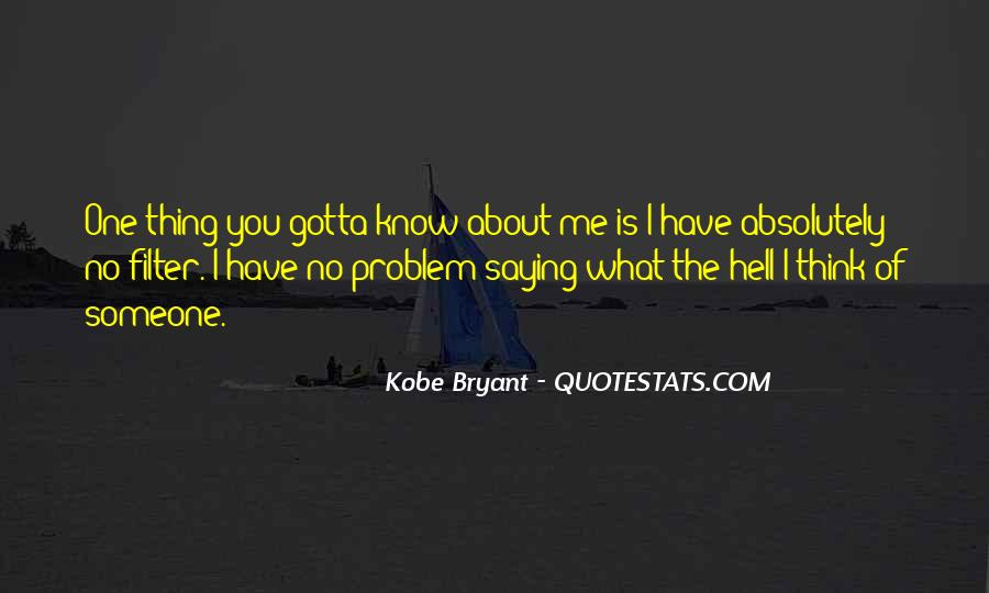 Quotes About Kobe #54354