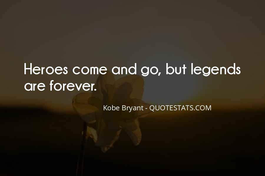 Quotes About Kobe #552421