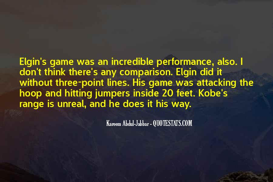 Quotes About Kobe #640300