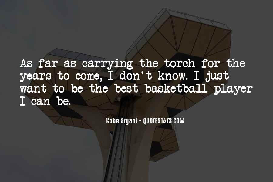 Quotes About Kobe #64753