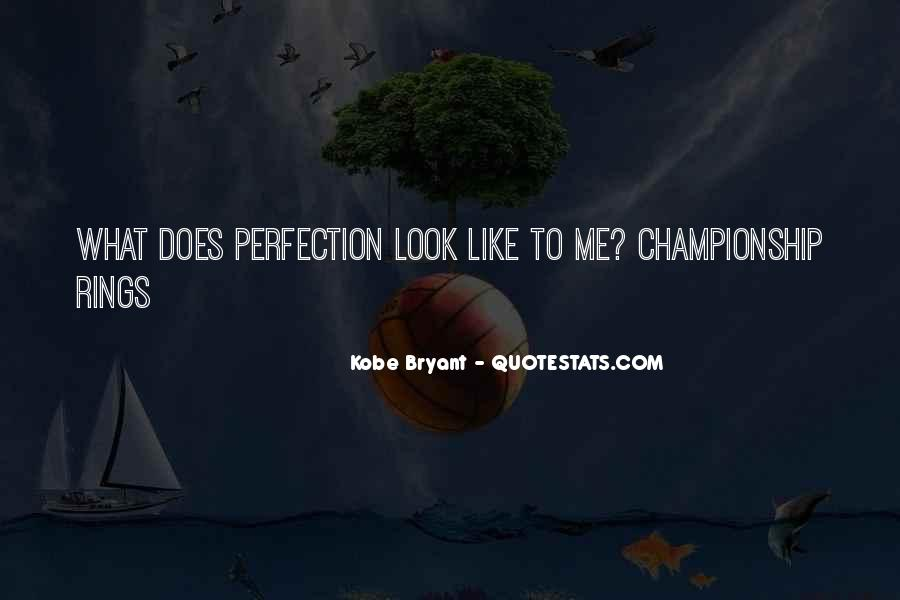 Quotes About Kobe #692603