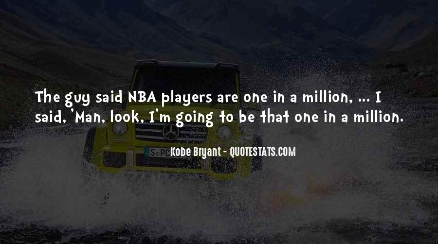 Quotes About Kobe #704945