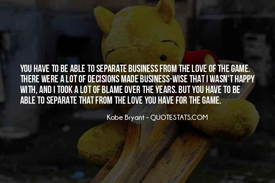 Quotes About Kobe #718277