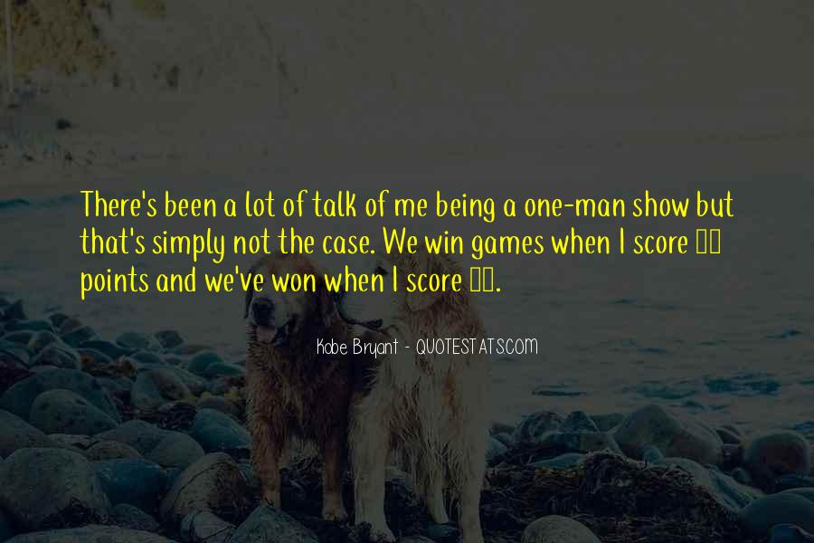 Quotes About Kobe #785716