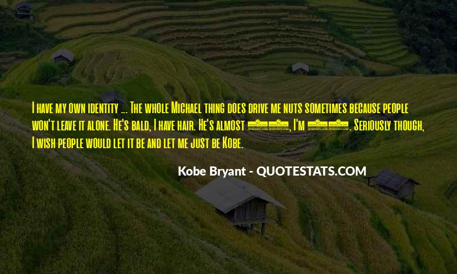 Quotes About Kobe #789076