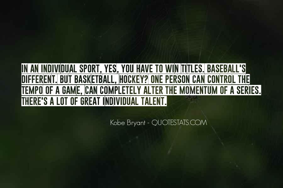 Quotes About Kobe #838631