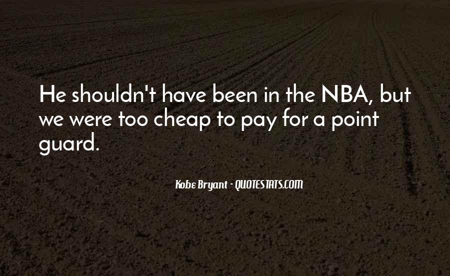 Quotes About Kobe #869621