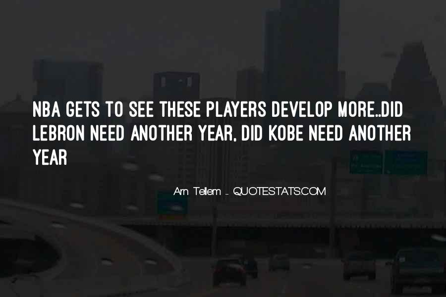 Quotes About Kobe #87803