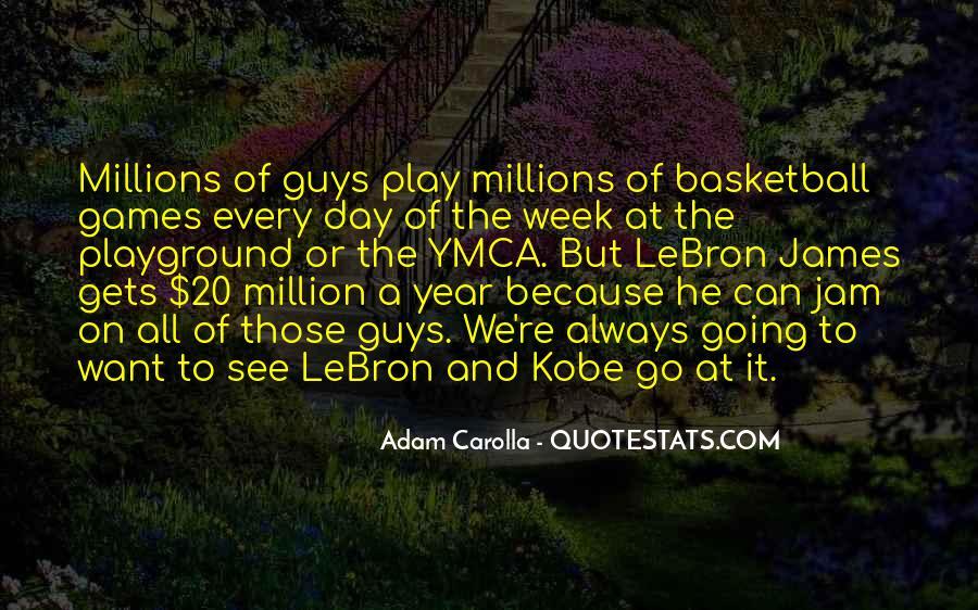 Quotes About Kobe #99092
