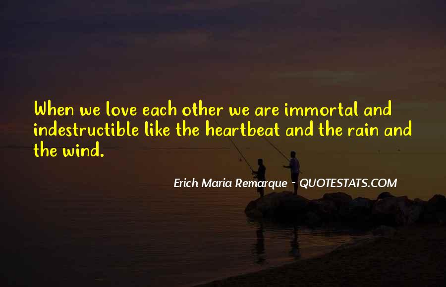 Quotes About Immortality And Love #1403083
