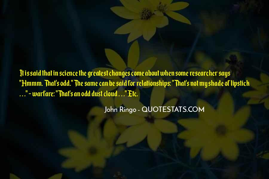 Quotes About Odd Relationships #207204