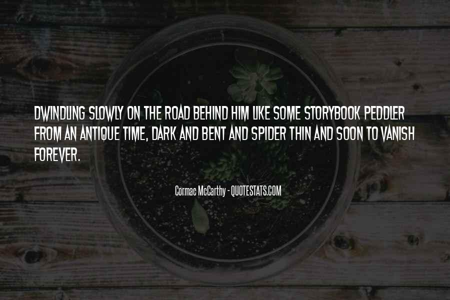 Quotes About Road To Forever #73190