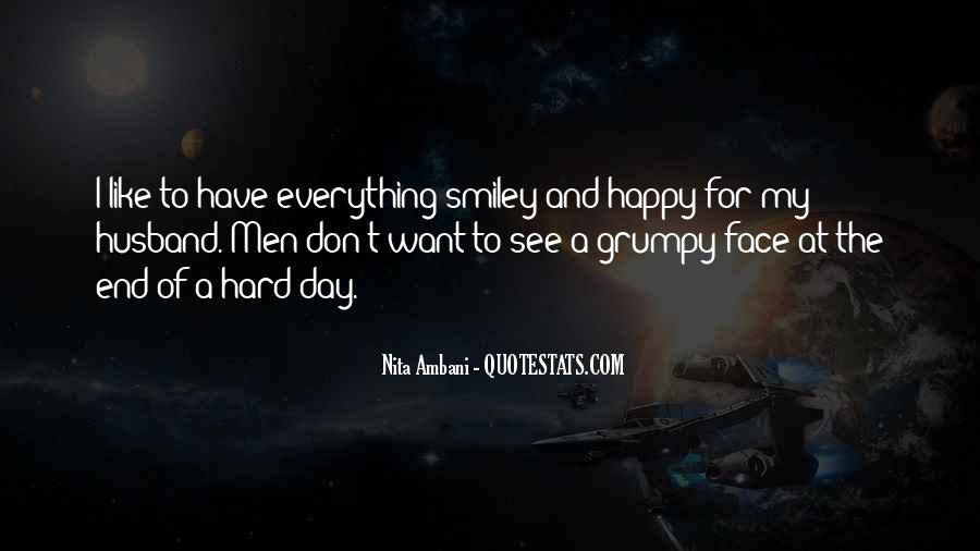 Quotes About A Smiley Face #1137840