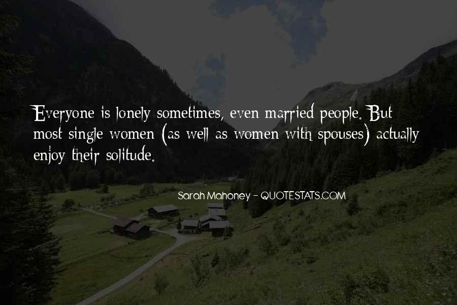 Quotes About Spouses #123712