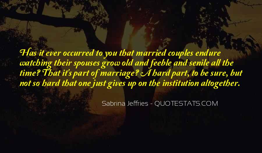 Quotes About Spouses #1439059