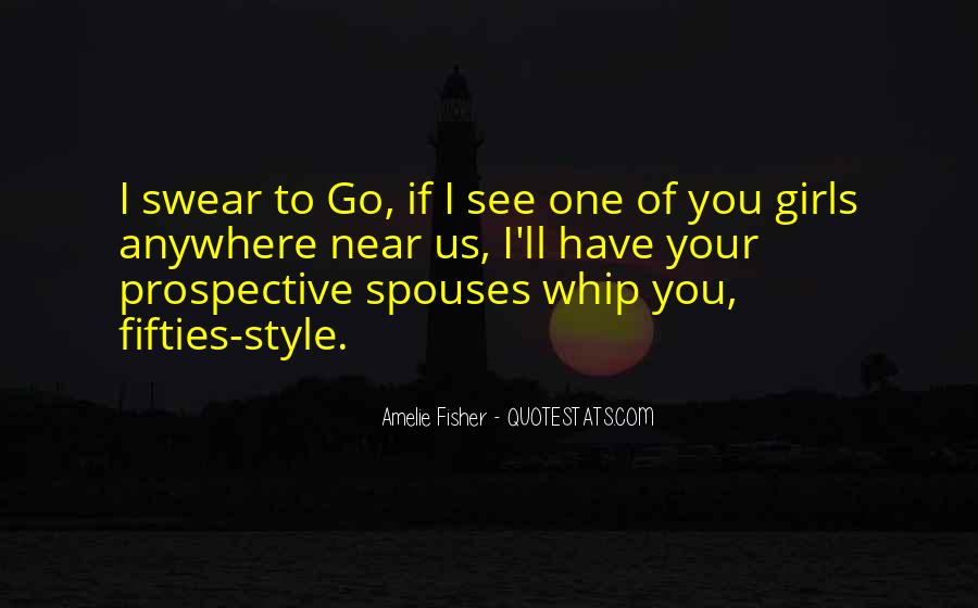 Quotes About Spouses #191389