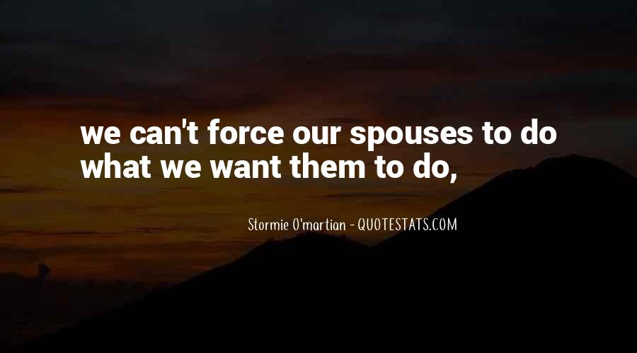 Quotes About Spouses #377976