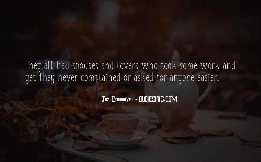 Quotes About Spouses #423602